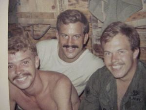 Russel, Cipov, Larry Holliday