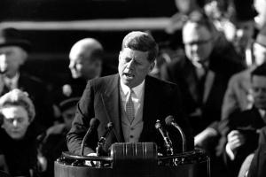 jfk ask not what