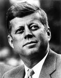 Kennedy head