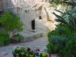 door of the tomb--Garden tomb