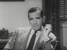 fear in the public square--Ed Murrow