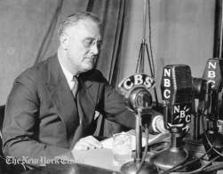 fear in the public square--FDR on the radio