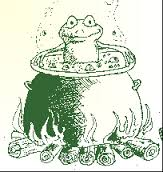 Frog in the kettle