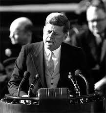JFK inaugural
