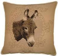 donkey tapestry