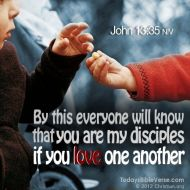 disciples-love-one-another